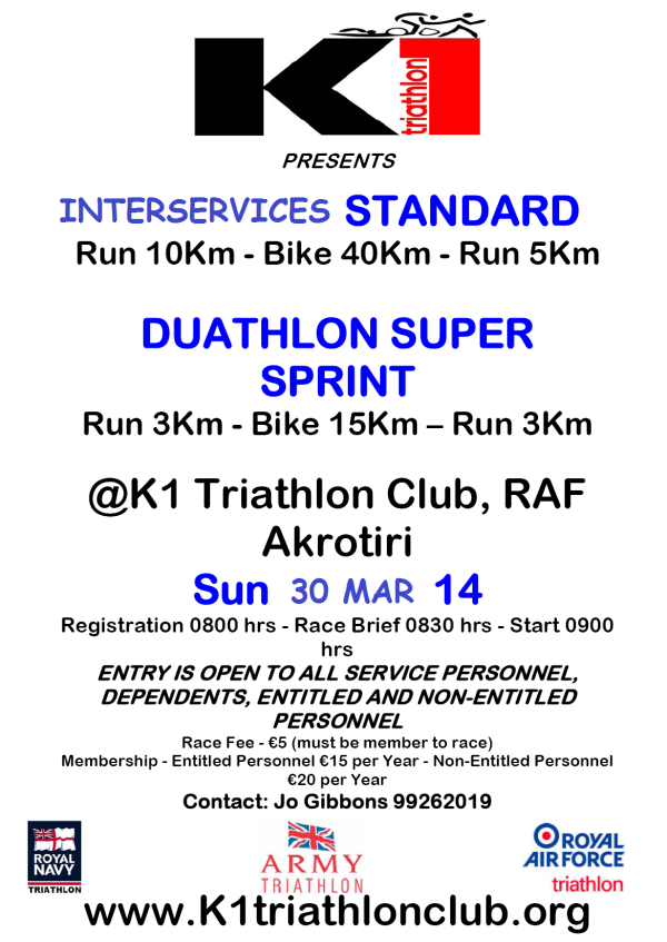 Mar 2014 Duathlon